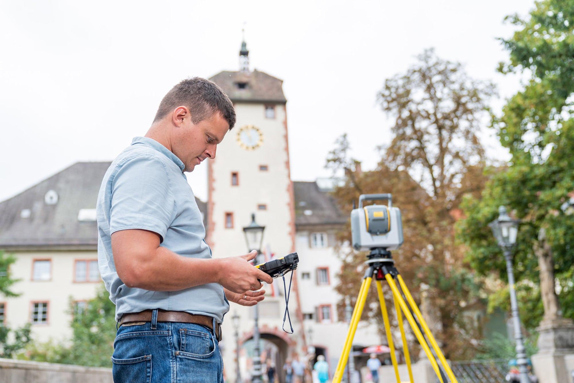 Ingenieurbuero Schlachter – 3D Laserscanning