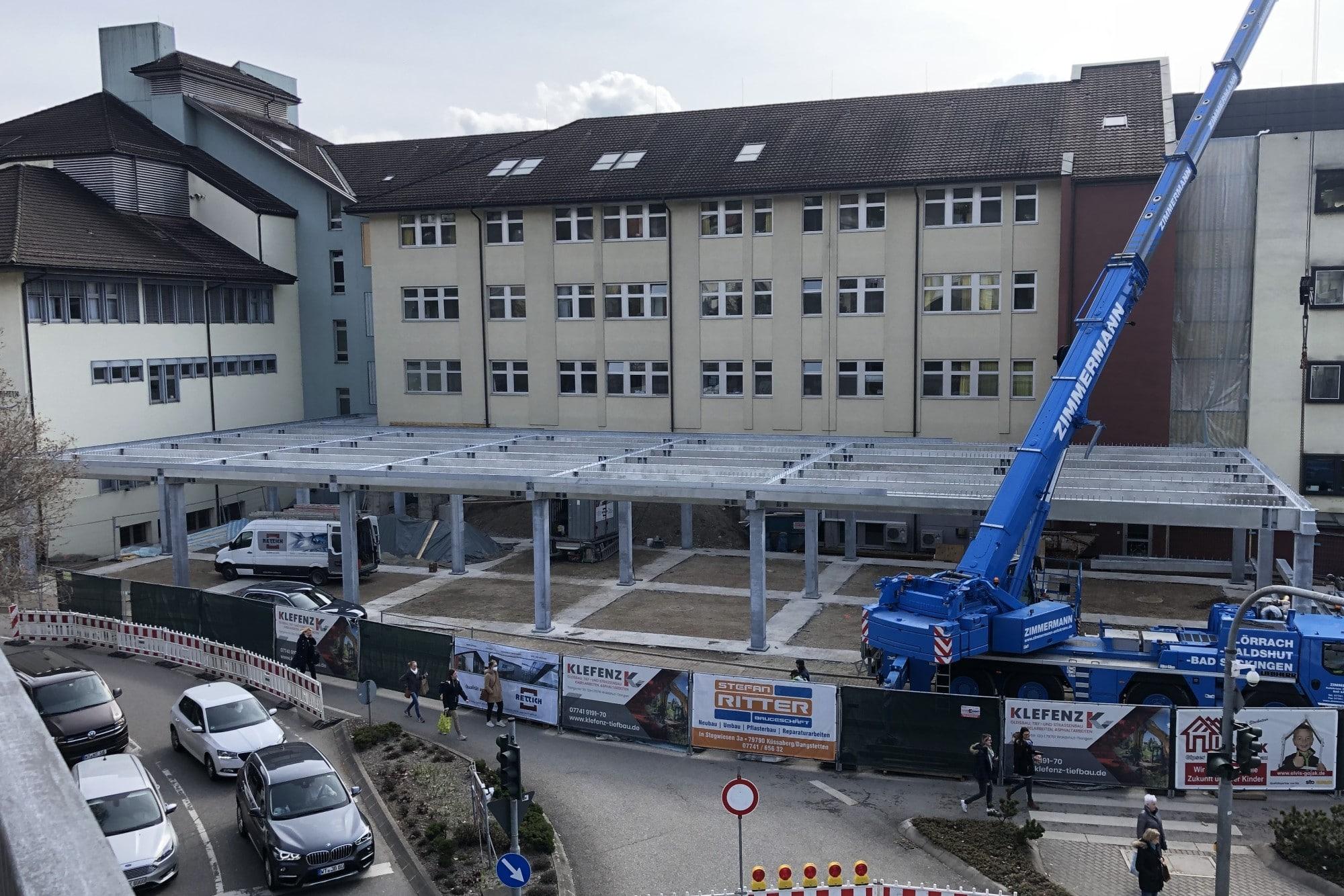 Nordbau Krankenhaus Waldshut
